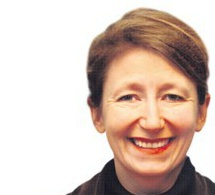 Marine de Bazelaire. Directrice du développement durable d'HSBC France