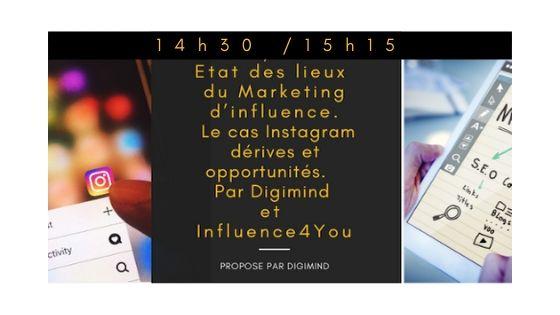 Christophe Asselin, Spécialiste Contenu, Digimind et Stéphane Bouillet, CEO, Influence4You