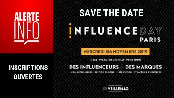 Influence-Day 2018, Mercredi 14 novembre