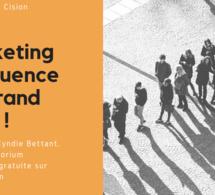 14 nov. 10h00. Marketing d'Influence : le grand bluff !