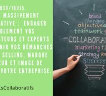 Témoignage Céline Tréguer, Orange.« Veille massivement collaborative - engager durablement vos collaborateurs et experts dans une démarche d'Intelligence Économique collaborative. »
