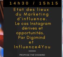Etat des lieux du Marketing d'influence. Le cas Instagram : dérives et opportunités.   Par Digimind et Influence4You